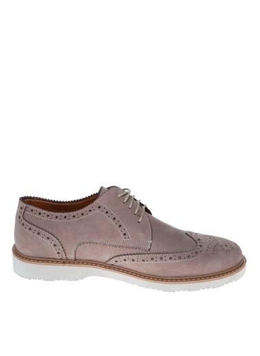 Cotton Bar Oxford Ayakkabı Bej